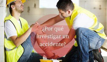 investigar accidente laboral consultoria seguridad